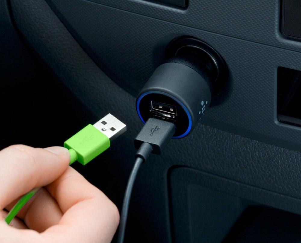 Как сделать usb зарядку в автомобиле